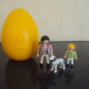 Playmobil.Πασχαλινο αυγο.