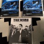 THE WIRE ΣΕΙΡΑ DVD ΠΡΩΤΗ + ΔΕΥΤΕΡΗ* ΠΕΡΙΟΔΟΣ