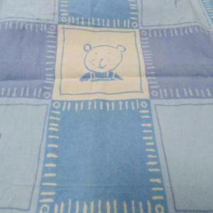 κουβέρτα βρεφική 95%βαμβάκι 5%βισκοζ