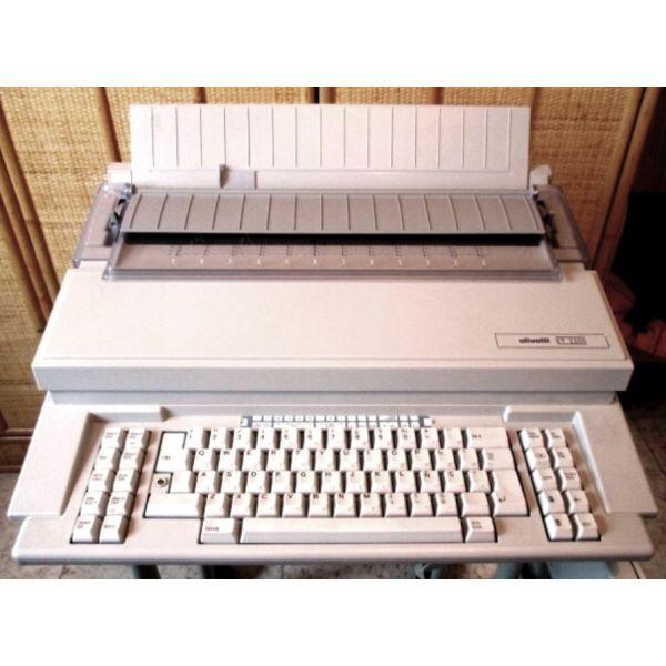 ilektroniki grafomichani Olivetti ET2200 (mod. 1988) -athikti!
