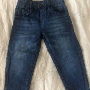 Μπλε τζιν βρεφικό-παιδικό  New College / baby blue Jean