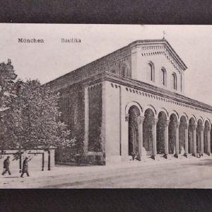 Καρτ Ποστάλ München ΜΟΝΑΧΟ  Germany