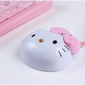Ποντικι Υπολογιστη Hello Kitty