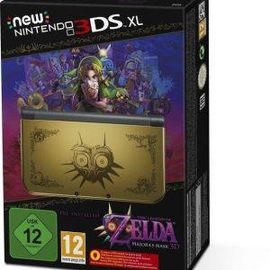 New Nintendo 3DS XL - The Legend of Zelda Majora's Mask Edition συλλεκτική