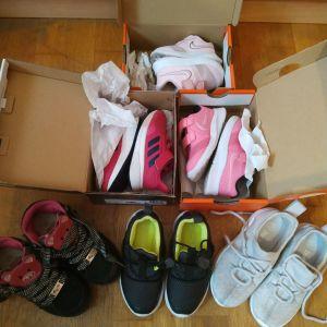 Βρεφικά - παιδικά παπούτσια