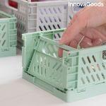 Σετ 3 αναδιπλούμενων και στοιβαγμένων κουτιών για τη Διοργάνωση Boxtor InnovaGoods