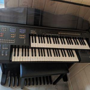 Yamaha electone HS-4 Piano