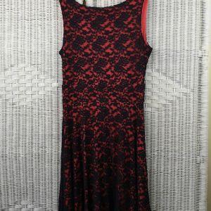 Φόρεμα κοντό εξώπλατο ελληνικής εταιρίας Anel