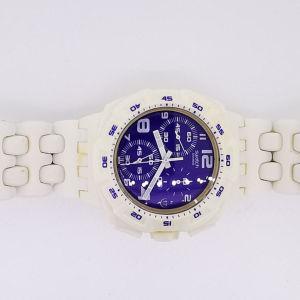 SWATCH purplepurity chrono suiw404 γυναικείο ρολόι