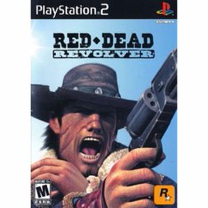 PS2 Game -RED DEAD REVOLVER