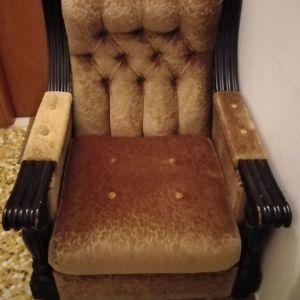 Καναπές και Πολυθρόνα