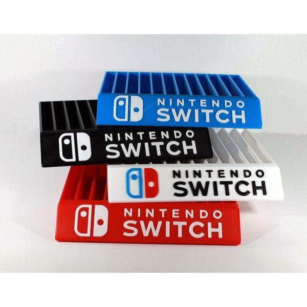 vasi pechnidion Nintendo Switch (12 theseon), se 20 diaforetika chromata!