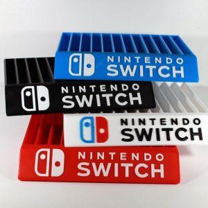 Βάση παιχνιδιών Nintendo Switch (12 θέσεων), σε 20 διαφορετικά χρώματα!