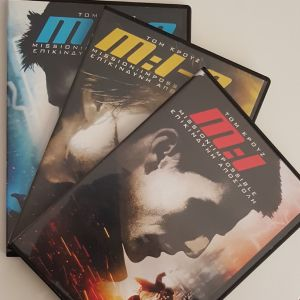 MISSION IMPOSSIBLE 3 ΤΑΙΝΙΕΣ DVD