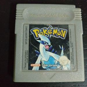 pokemon silver κασέτα game boy color