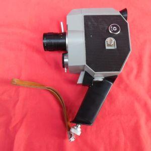 Παλιά κάμερα λήψης Kbapu QUARZ 5 8mm της δεκαετίας του '60.