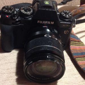 Πωλείται Φωτογραφική Μηχανη Fujifilm XT-1