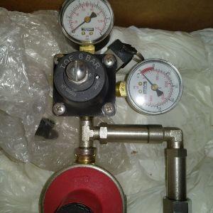 Ρυθμιστής Πίεσης Διοξειδίου 6 bar
