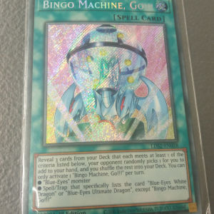 Bingo Machibe, Go!!! (Secret Rare)