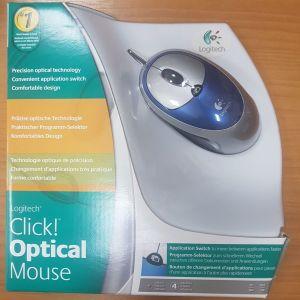 Logitech Click Optical MOuse