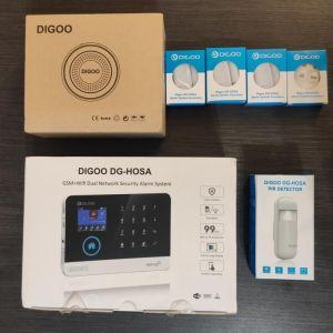 Σύστημα συναγερμού DIGOO DG-HOSA