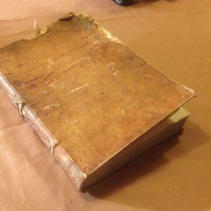 Σπανιοτατο βιβλιο του 1623