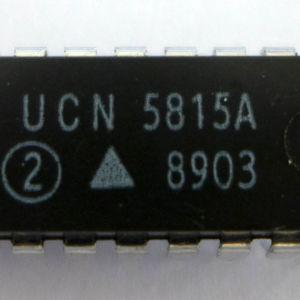 ΟΛΟΚΛΗΡΩΜΕΝΟ UCN5815A ALLEGRO BIMOS II 8 BIT LATCHED SOURCE DRIVER DIP-22