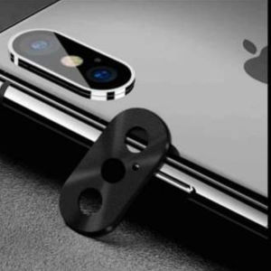 New. Προστασία κάμερας για Apple iPhone  X / XS / XS Max. Ολοκαίνουργιο στη συσκευασία.
