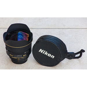 Nikon 14mm 2.8  ED Nikkor lens