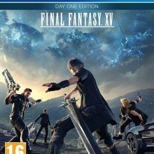 Final Fantasy XV για PS4 PS5