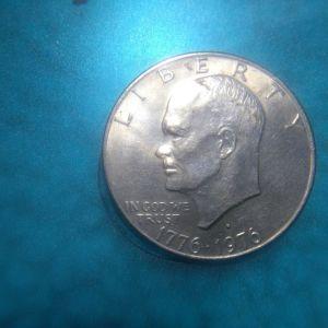 ΣΥΛΛΕΚΤΙΚΟ ONE  DOLLAR 1776.1976