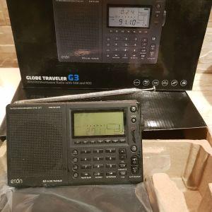 Eton Globe Traveller G3, ραδιόφωνο