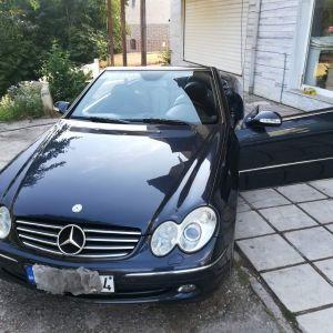Mercedes Benz clk 200-1800