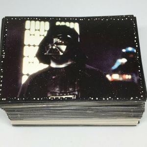 1996 Panini Star Wars Πλήρες Σετ Αυτοκόλλητα