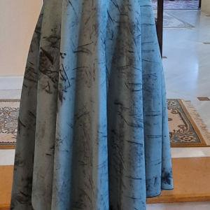 Γυναικείο φόρεμα αμπιγιέ χειροποίητο