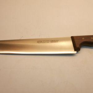 Μαχαίρι 30cm επαγγελματικό της εταιρίας Sanelli  ανοξείδωτος χάλυβας λάμα 30cm  / Ξύλινη λαβή. Καινούργιο