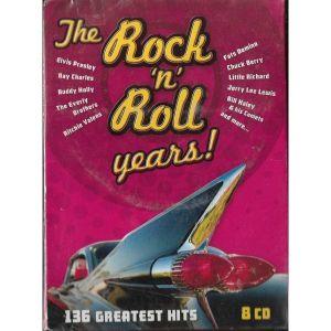 8 CD  / ROCK & ROLL