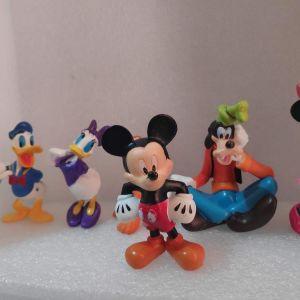 Κλασσικες Φιγουρες Disney Mickey Mini Donald