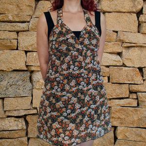 Φόρεμα μίνι φλοράλ