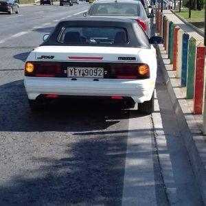 Mazda RX7 cabrio