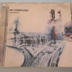 Radiohead - Ok computer cd album