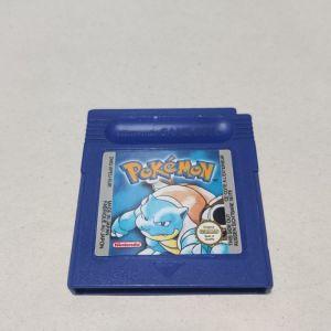 ORIGINAL AUTHENTIC Pokemon Blue Version (Save New Battery) Game Boy Color