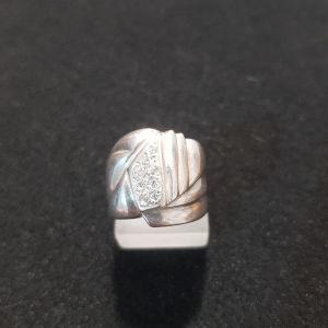 δαχτυλίδι ασημένιο 4