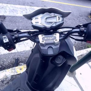 Sym crox 125 scooter 2018 4.460 χλμ