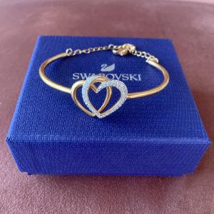 Βραχιολι Swarovski σε σχημα καρδιας