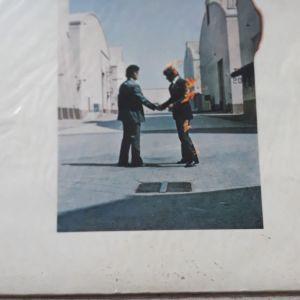 Pink Floyd Wish You Were Here δισκος βινυλίου 1977 πρώτη έκδοση