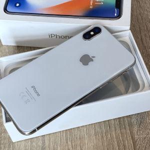 iPhone X ΒΙΤΡΙΝΑΣ ΜΕ ΚΟΥΤΙ!!!