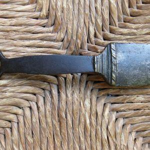 Παλιό σιδερένιο εργαλείο