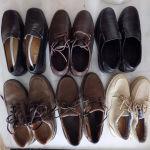 ανδρικα παπουτσια 5 ζευγη