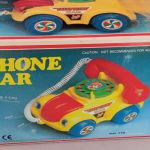 4 παιχνίδια vintage στο κουτί τους